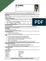 CV Fahad