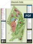Hermann Park Map 2010