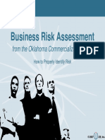 Business Risk Assessment PDF