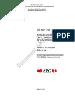 TSDI - Guide d'organisation pédagogique et matérielle _03-20