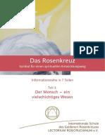 Seminar-Rosenkreuz Teil 3