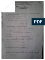Matematica Basica UNSM