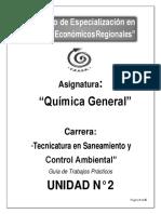 Trabajos Prácticos Química General UNIDAD 2