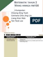 KSSR Matematik Tahun 2 (Liang, Tan, Cheong, Celviana)