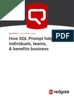SQL Roi Guide