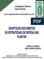 Adaptação dos insetos as estrategias de defesa das plantas.pdf