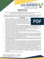 Plantilla de Asignacion Academica Primaria