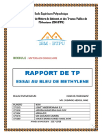 TP-2 (MG) Bleu de