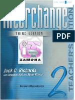 Libro AzulInterchange 3th Edition