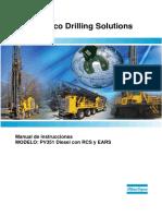 Manual Servicio PV351D, RCS, EARS