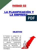 UNIDAD 02 LA PLANIFICACIÓN Y LA EMPRESA.ppt