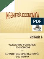 CONCEPTOS Y VALOR DEL DINERO