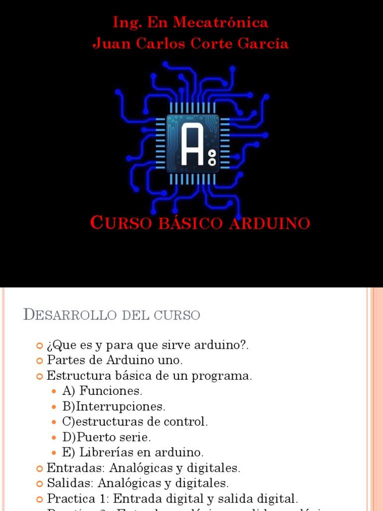 Curso Básico Arduino