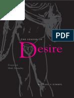 The Gender of Desire. Essays on Masculinity. Kimmel. .pdf