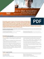 Master AeroMat-Innovation - IMT Mines Albi