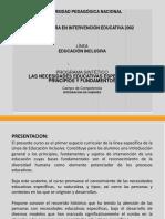 PRINCIPIOS Y FUNDAMENTOS DE LAS NEE.pptx