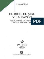Olive El Bien Mal Razon Caps 1 2