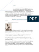 Origen Del Cooperativismo