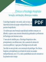 A Psicologia Clínica e a Psicologia Hospitalar.pdf