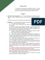 Draft Safety Regulation 2016-2