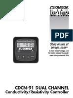 Omega Resistivity Meter Manual