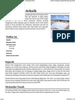 Rekayasa geoteknik