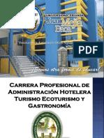 ADM HOTELERA TURISMO ECOTURISMO Y GASTRONOMIA UMB.pptx