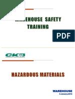 Warehouse Safety Training 11784356