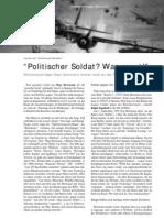 """""""Politischer Soldat? Was sonst!"""" LOTTA #15"""