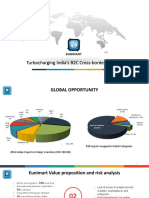 Eunimart Cross-Border E-commerce Analysis