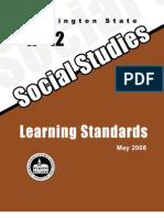 Social Studies Standards