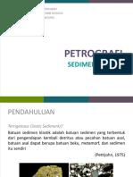 Sedimentary Petrography Presentation