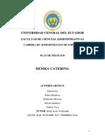Plan de Negocio - Demka CIA Ltda111111111111 (1)