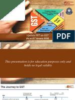Govt UpdatedPPTonGST 01012018