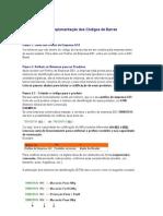 10 Passos para a Implementação dos Códigos de Barras