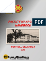 Facility Manager's Handbook Us Army