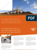 Industrial Mining Trifold A4 CS4
