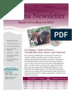 HISD Newsletter Issue 3