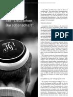 """Die neuere Entwicklung der """"Deutschen Burschenschaft"""" LOTTA #16"""