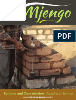 Mjengo Magazine November 2017