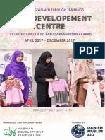 PCR SDC Village Daiwlian 2017