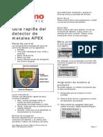Apex Quick Start Guide_rec-f-58espanish