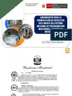 Lineamientos Para Invierte Pe.saneamiento Ruralppt