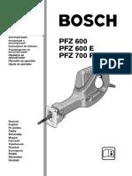 Bosch PFZ700PE