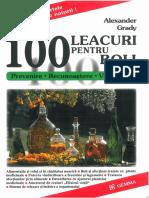 100_LEACURI_PENTRU_BOLI_ISBN_973-97976-9-5