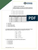 Instrucciones PIPELINE