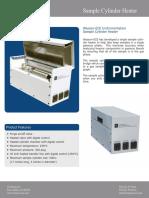 Sample Cylinder Heater