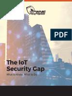 IoT Security Gap eBook V2