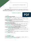3. as Categorias Da Narrativa - Ficha Informativa