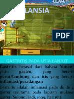 Filma Kusmiati Gastritis Pada Usia Lanjut